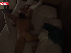 Russian honey gets professional intercourse to help her sleep