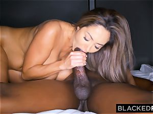 BLACKEDRAW Ava Addams Is pulverizing bbc And Sending images To Her spouse
