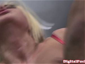 Nurse Nikita Von James loves to ravage patient