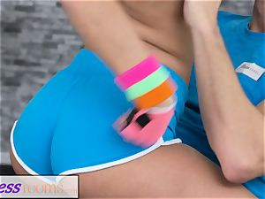 fitness apartments spectacular lil' diminutive bumpers elastic rump doll