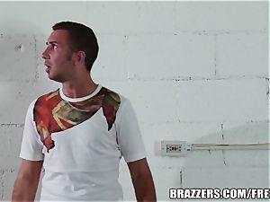 Brazzers - Bailey Blue - scream If You Like trouser snake