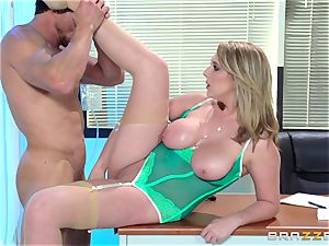 super-hot doctor Brooke Wylde makes this patient all finer