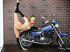 stellar gymnast Ninka Motik