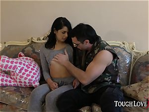 TOUGHLOVEX Gina Valentina penalized for being a bad lady