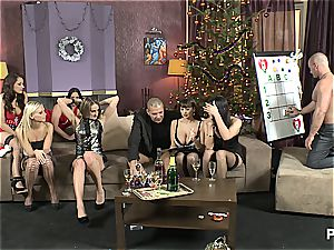 The orgy Game before Christmas episode 1