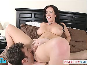 tastey Jayden James pulverized well by James Deen