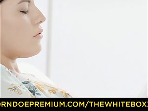 THE white BOXXX - powerful ass-fuck ravaging for petite honey