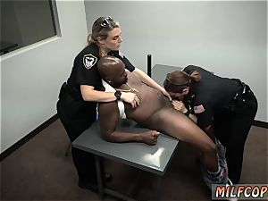 hardcore police group smash and multiracial dp milf Cops