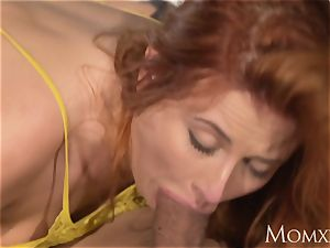 mother fabulous bootylicious Russian ginger-haired bj's and pulverized