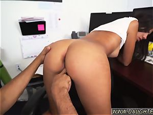 best oral pleasure jizm compilation first-ever time Bring Your manager s daughter to Work Day