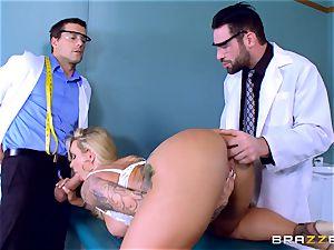 Doctors dual pummeling nasty Ryan Conner