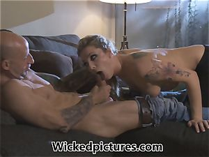 Rampant role play for Bailey Blue and a warm boy