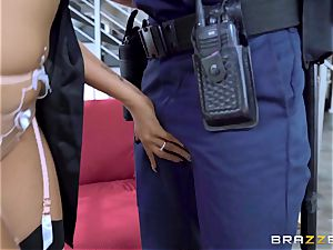 Romi Rain unusual dream getting boinked by the policeman