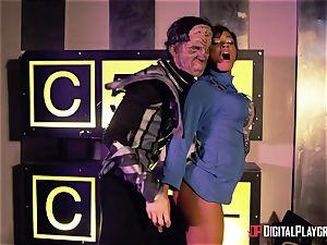 Kiki Minaj & Danny D - Klingons against the courageous team of the Enterprise