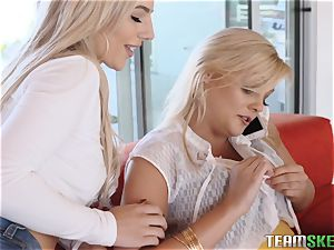 Bella Rose getting nasty with her stepmom