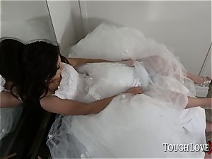 TOUGHLOVEX Jynx labyrinth cheats before her wedding