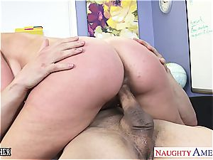 Veronica Avluv super-naughty for bone after chatting about fuck-fest