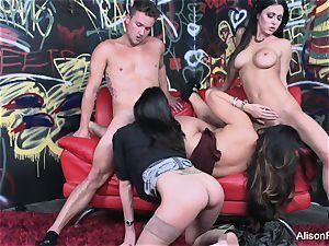Alison Tyler group penetrate
