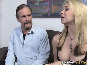 Sarah Vandella Takes big black cock nutsack Deep - cheating Sessions