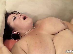 insane plus-size lovemaking with 4 bbw babes